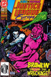 Cover for Justice League Europe (DC, 1989 series) #33 [Direct]