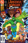 Cover for Justice League Europe (DC, 1989 series) #35 [Direct]