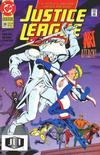 Cover for Justice League Europe (DC, 1989 series) #38 [Direct]