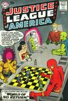 Cover for Justice League of America (DC, 1960 series) #1