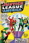 Cover for Justice League of America (DC, 1960 series) #4