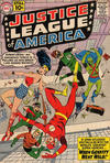 Cover for Justice League of America (DC, 1960 series) #5