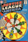 Cover for Justice League of America (DC, 1960 series) #6