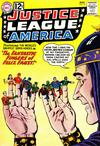 Cover for Justice League of America (DC, 1960 series) #10