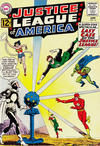 Cover for Justice League of America (DC, 1960 series) #12