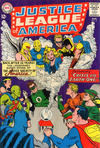 Cover for Justice League of America (DC, 1960 series) #21