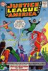 Cover for Justice League of America (DC, 1960 series) #24