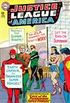Cover for Justice League of America (DC, 1960 series) #28