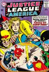 Cover for Justice League of America (DC, 1960 series) #29