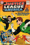 Cover for Justice League of America (DC, 1960 series) #30