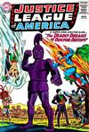 Cover for Justice League of America (DC, 1960 series) #34