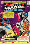 Cover for Justice League of America (DC, 1960 series) #40