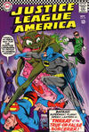 Cover for Justice League of America (DC, 1960 series) #49