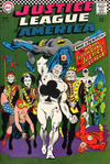 Cover for Justice League of America (DC, 1960 series) #54