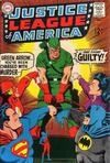 Cover for Justice League of America (DC, 1960 series) #69