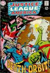 Cover for Justice League of America (DC, 1960 series) #71