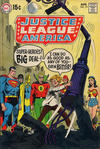 Cover for Justice League of America (DC, 1960 series) #73