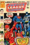 Cover for Justice League of America (DC, 1960 series) #89