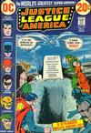 Cover for Justice League of America (DC, 1960 series) #103