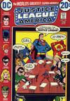 Cover for Justice League of America (DC, 1960 series) #105