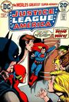 Cover for Justice League of America (DC, 1960 series) #109