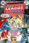 Cover for Justice League of America (DC, 1960 series) #119