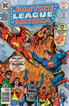 Cover for Justice League of America (DC, 1960 series) #137