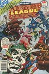 Cover for Justice League of America (DC, 1960 series) #144