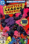 Cover for Justice League of America (DC, 1960 series) #185 [Direct]