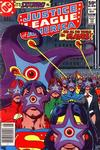 Cover Thumbnail for Justice League of America (1960 series) #190 [Newsstand]