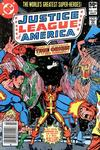 Cover Thumbnail for Justice League of America (1960 series) #192 [Newsstand]