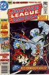 Cover Thumbnail for Justice League of America (1960 series) #193 [Newsstand]