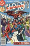 Cover Thumbnail for Justice League of America (1960 series) #194 [Newsstand]
