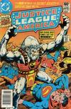 Cover Thumbnail for Justice League of America (1960 series) #196 [Newsstand Variant]