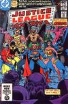 Cover Thumbnail for Justice League of America (1960 series) #197 [Direct Sales]