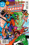 Cover Thumbnail for Justice League of America (1960 series) #200 [Newsstand]