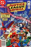Cover Thumbnail for Justice League of America (1960 series) #205 [Newsstand]