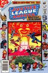 Cover Thumbnail for Justice League of America (1960 series) #208 [Newsstand]