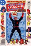Cover for Justice League of America (DC, 1960 series) #209 [Direct Sales]