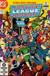 Cover for Justice League of America (DC, 1960 series) #212 [Direct]