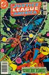 Cover Thumbnail for Justice League of America (1960 series) #213 [Newsstand Variant]