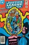 Cover Thumbnail for Justice League of America (1960 series) #214 [Newsstand]