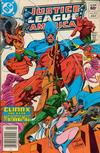 Cover Thumbnail for Justice League of America (1960 series) #216 [Newsstand]