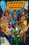 Cover for Justice League of America (DC, 1960 series) #217 [Direct]