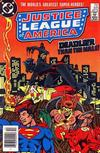 Cover Thumbnail for Justice League of America (1960 series) #221 [Newsstand]