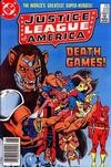 Cover Thumbnail for Justice League of America (1960 series) #222 [Newsstand]