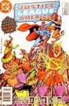 Cover Thumbnail for Justice League of America (1960 series) #223 [Newsstand]