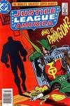 Cover Thumbnail for Justice League of America (1960 series) #224 [newsstand]