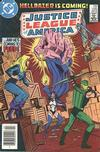 Cover Thumbnail for Justice League of America (1960 series) #225 [Newsstand]