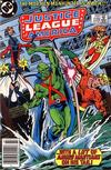 Cover Thumbnail for Justice League of America (1960 series) #228 [Newsstand]